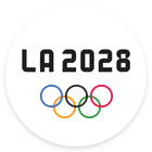 Los Angeles 2028 Olympics logo