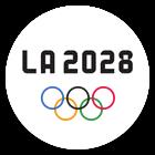 Los Angeles 2028 Olympics logo
